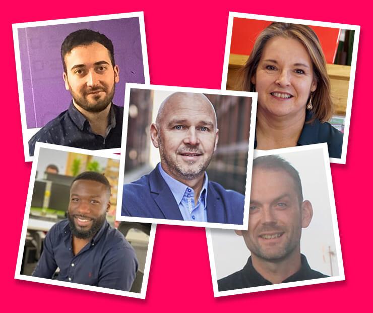 Sorted Sales team